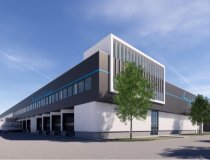 Oplevering nieuwbouw Freight Line Europe BV